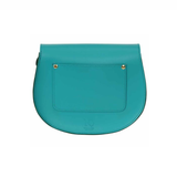 Blue Victoria Saddle Bag