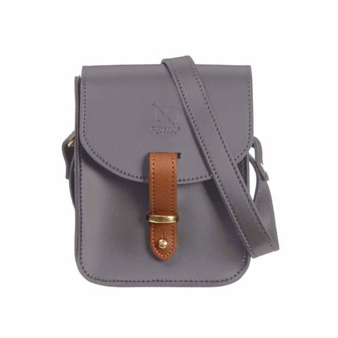 Grey Elizabeth Mini Satchel - IndependentBoutique.com