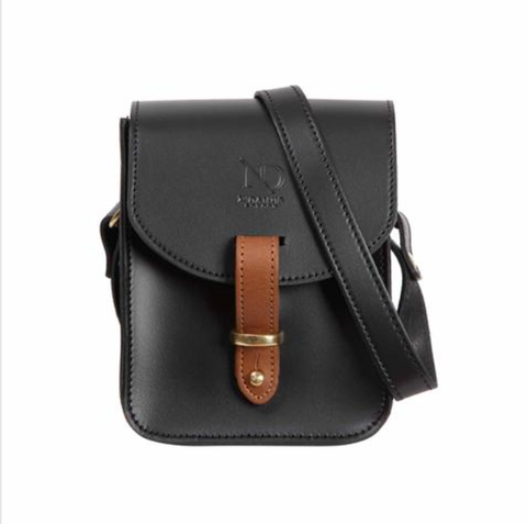 Black Elizabeth Mini Satchel - IndependentBoutique.com
