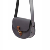 Aquamarine Victoria Saddle Bag