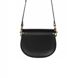 Black Victoria Saddle Bag - IndependentBoutique.com