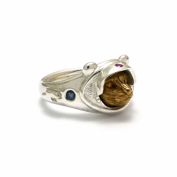 Space Cat Ring