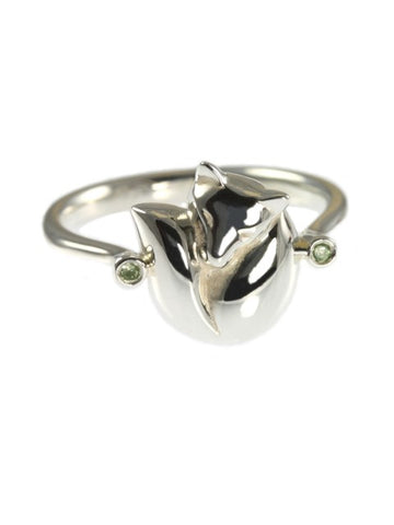 Silver Fox Ring - IndependentBoutique.com