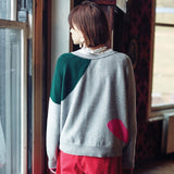 Multicoloured Recycled Cashmere Sofia Jumper - IndependentBoutique.com
