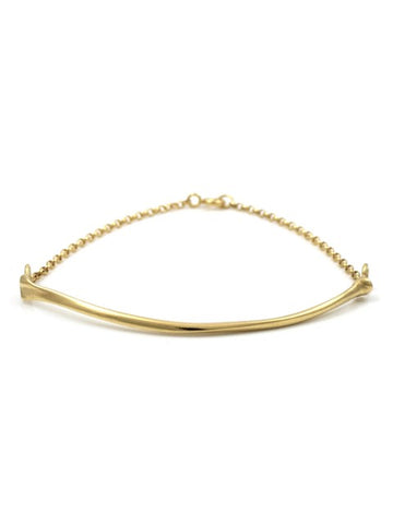 The Radius Bracelet - Gold