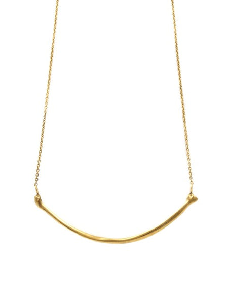 The Radius Necklace - Gold - IndependentBoutique.com
