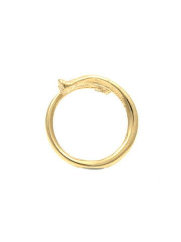 The Radius Ring - Gold - IndependentBoutique.com