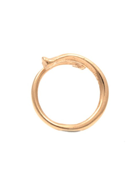 The Radius Ring - Rose Gold - IndependentBoutique.com
