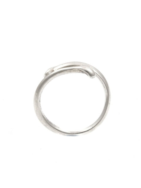 The Radius Ring - Sterling SIlver - IndependentBoutique.com