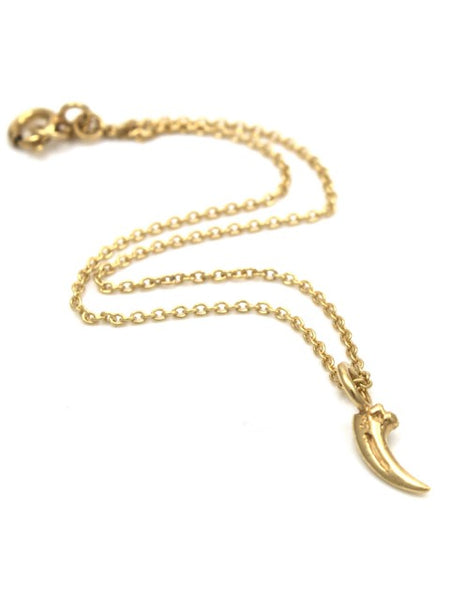 Tiny Claw Bracelet - Gold - IndependentBoutique.com