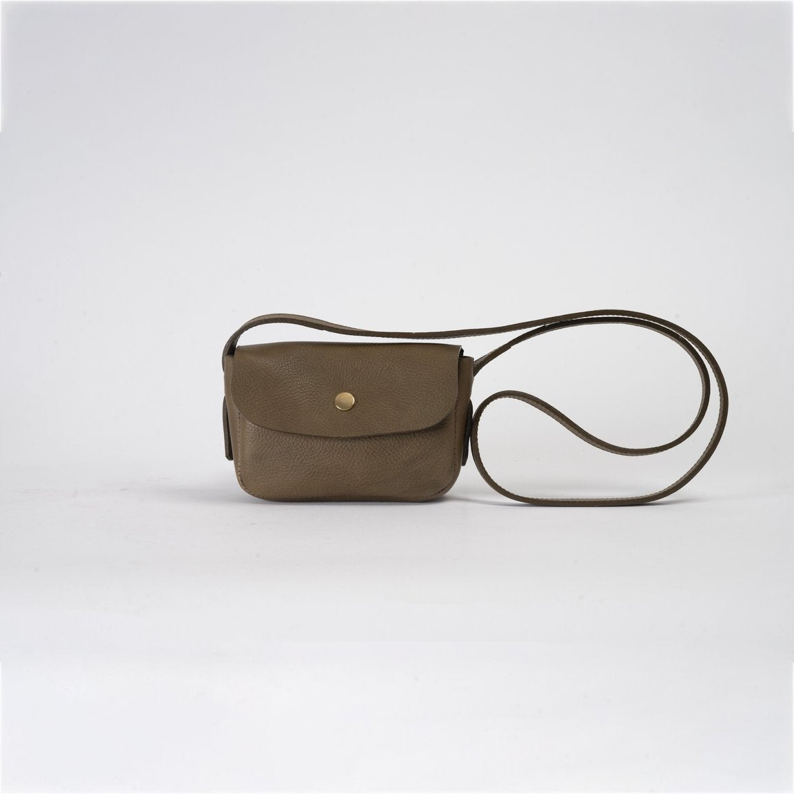 Olive Tundra Mini Pop Bag