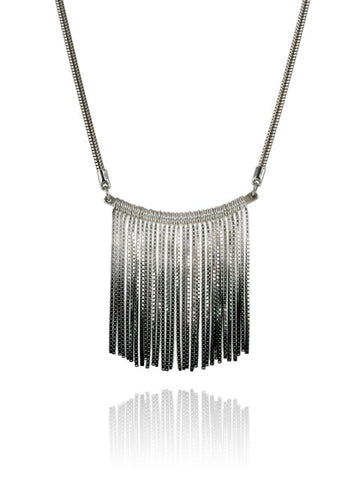 Vesper Bar Necklace - IndependentBoutique.com