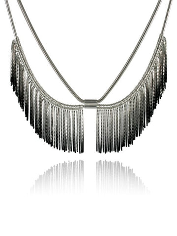 Vesper Full Swing Necklace - IndependentBoutique.com