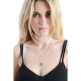 Gold Banana Pendant Necklace - IndependentBoutique.com