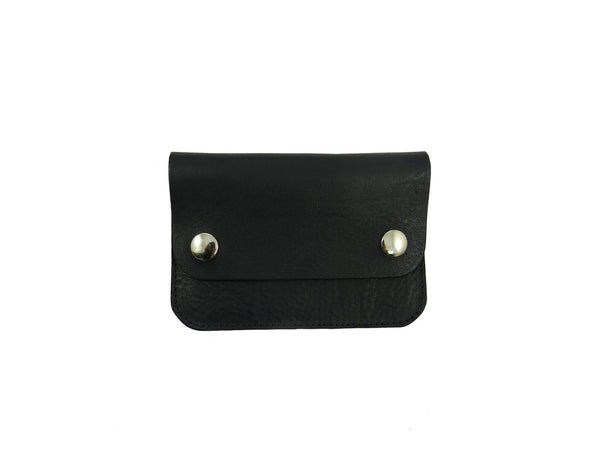 Black Mini Pop Purse - IndependentBoutique.com