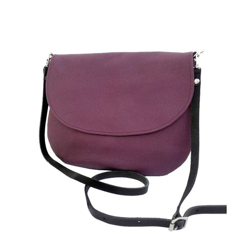 Wine Dinky Satchel - IndependentBoutique.com