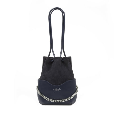 Regal Blue Hetty Cross Body Bag - IndependentBoutique.com