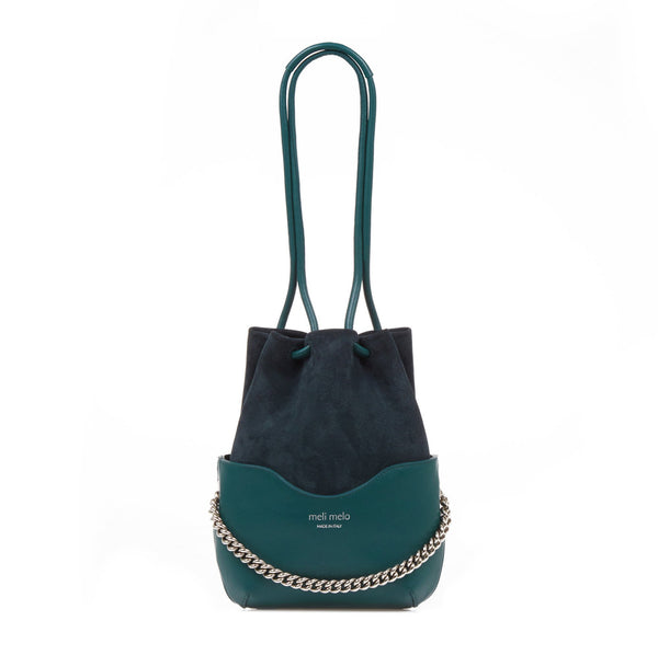 Marble Green Hetty Cross Body Bag - IndependentBoutique.com