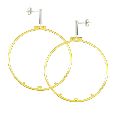 Tyko Hoops Earrings