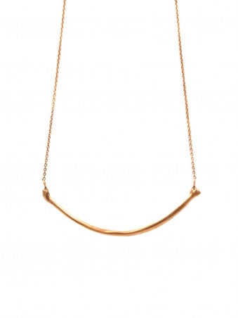 The Radius Necklace - Rose Gold - IndependentBoutique.com