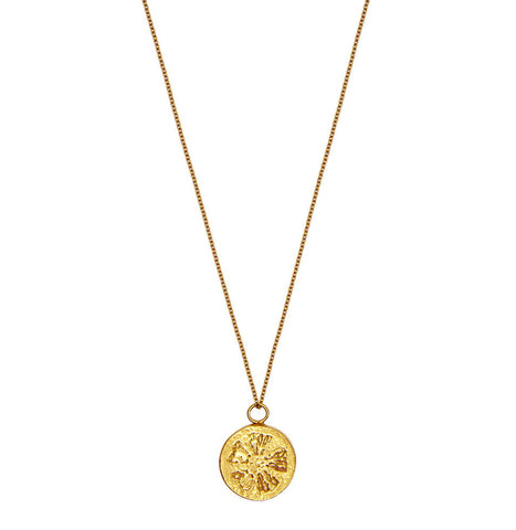 Gold Tomato Pendant - IndependentBoutique.com