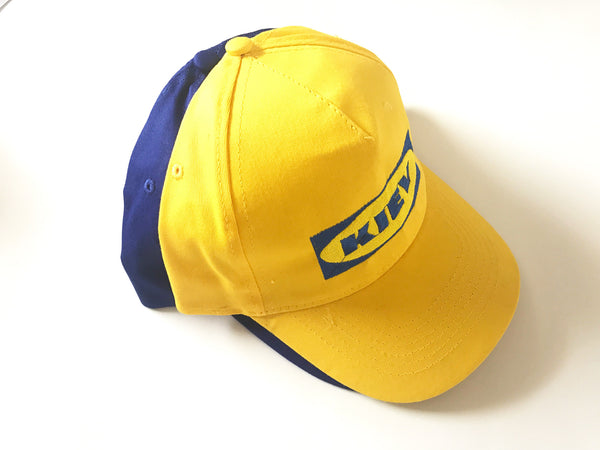 Yellow Logo Hat