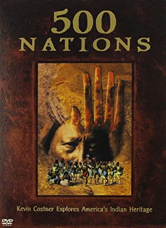 500 Nations (Four Disc DVD Box Set)