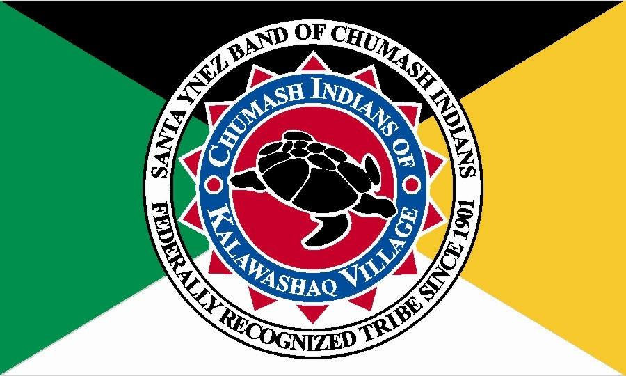 Chumash Tribal Flag Indigenous Peoples Resources