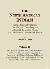 The Alaskan Eskimo, The Nunivak Eskimo of Hooper Bay, Eskimo of King island, Eskimo of Little Diomede island, Eskimo of Cape Prince of Wales, The Kotzebue Eskimo, The Noatak, The Kobuk, The Selawik