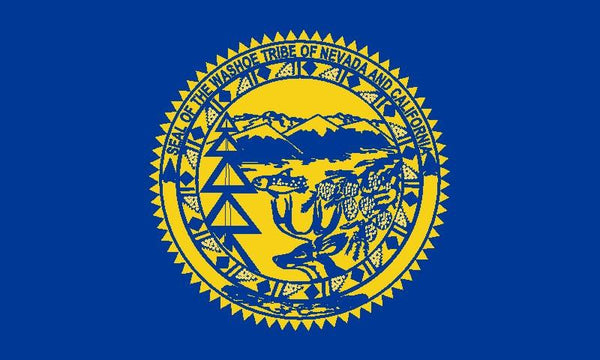 Washoe of Nevada and California Tribal Flag