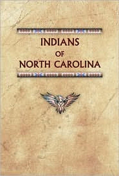 Indians of North Carolina