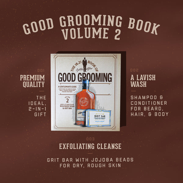 Book of Good Grooming Gift Set Volume 2