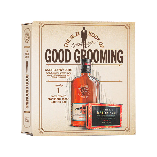 Book of Good Grooming Gift Set Volume 1