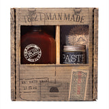 Gift Set Man Made Wash & Paste | Sweet Tobacco