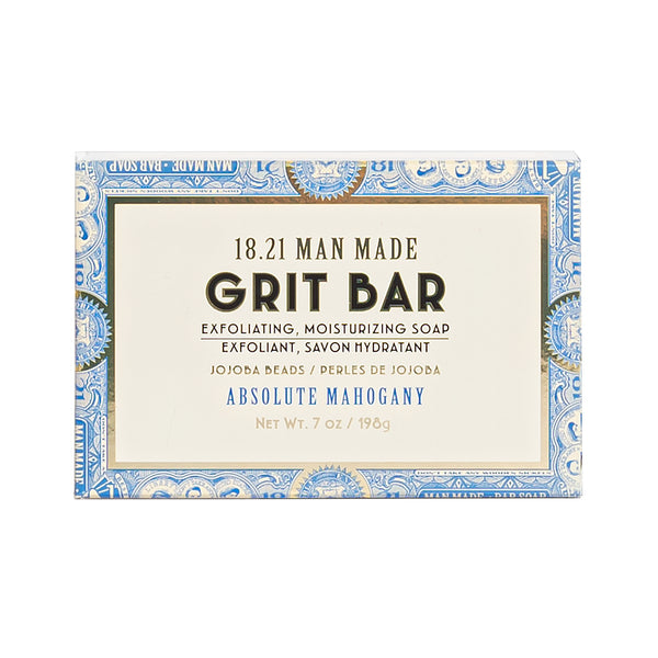 Grit Bar Soap