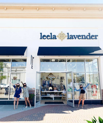 Leela and Lavender's 2020 In Review