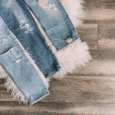 Distressed + Destructed