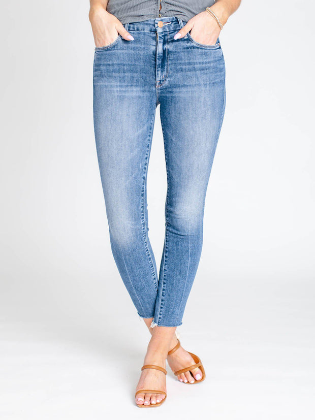 mother skinny denim