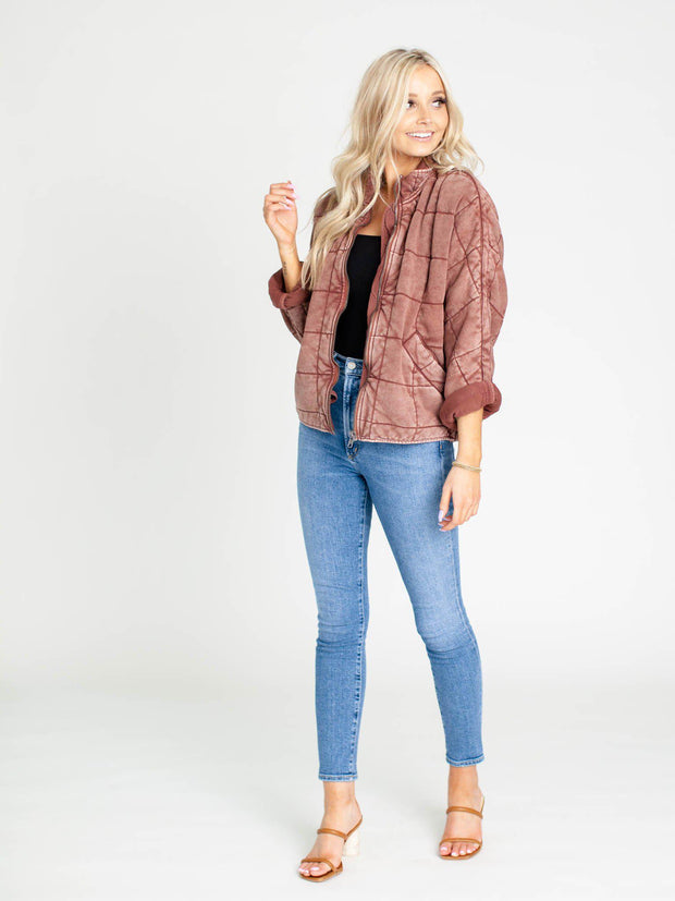 relaxed free people coat