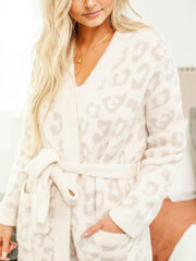 Barefoot Dreams Cozy Chic In The Wild Robe
