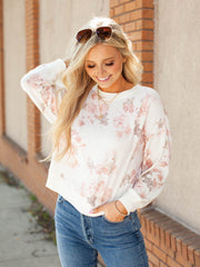 Fall Floral Long Sleeve
