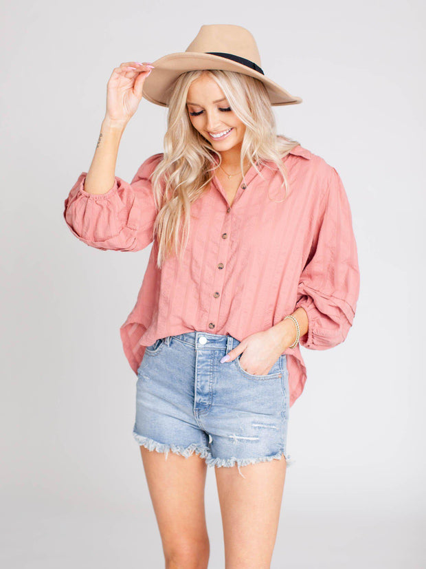 cropped free people blouse