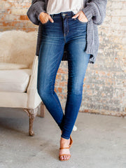 KUT Mia High Rise Ankle Skinny Goodly