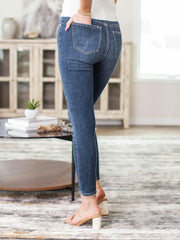 skinny denim