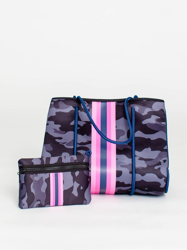 camo haute shore bag