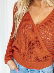 Billabong Sweet Bliss Wrap Sweater