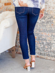 Democracy Luxe AB Solution High Rise Skinny Denim