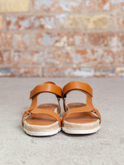 platform athletic sandal