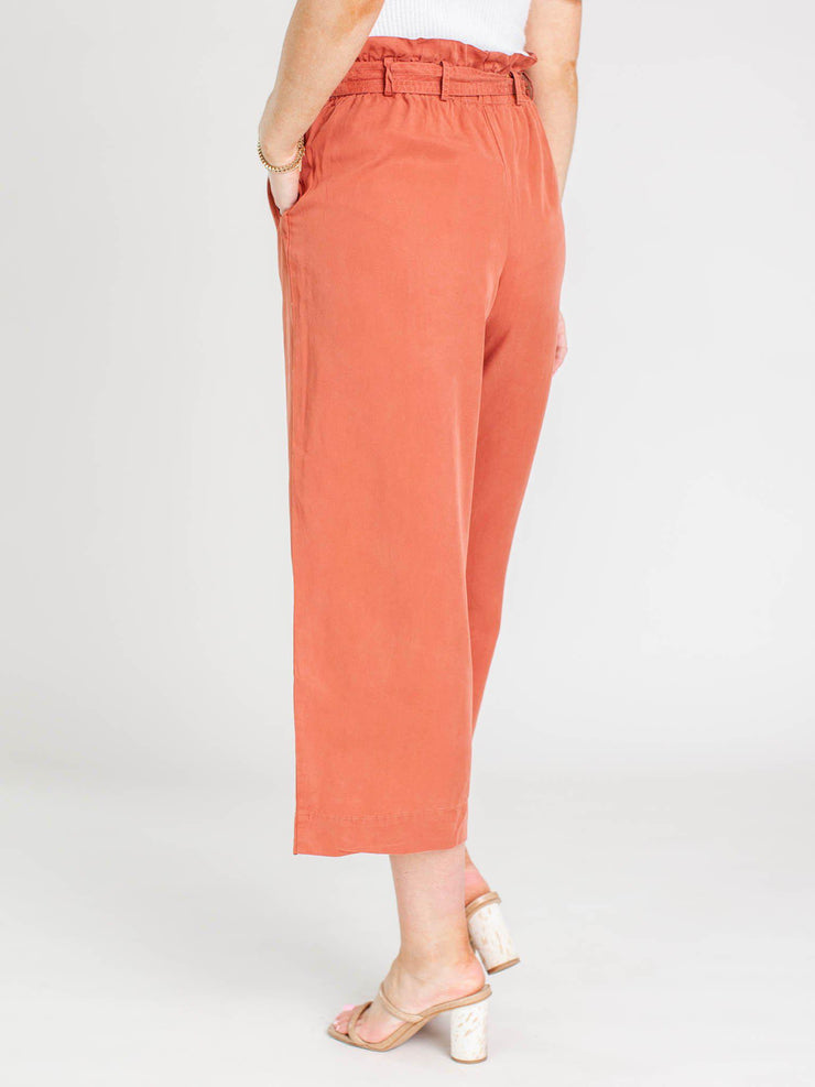relaxed cropped pant