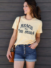 Reach For The Stars Graphic Tee
